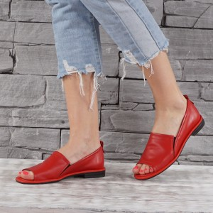 Női bőr cipő GS 7769