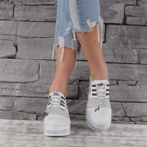 Női bőr cipő VISINI 7774