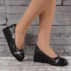 Női bőr cipő VISINI 7778