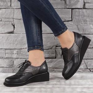 Női bőr cipő VISINI 7781