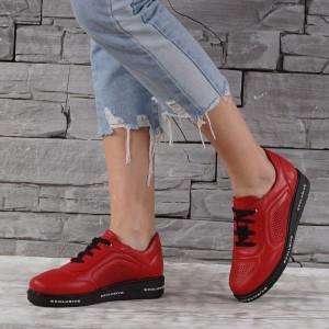 Női bőr cipők  VISINI GS 7799