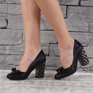 Női bőr cipő VISINI 7801