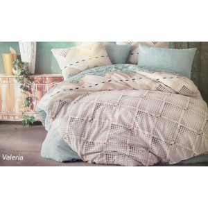 Ágyneműhuzat DOB Valeria Poplin  100% pamut  200x220