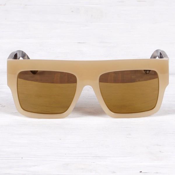 Очила бежов +сив леопард 668