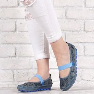 Női cipő  valódi bőr 1140