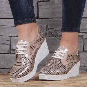 női cipő valódi bőr GS 1637