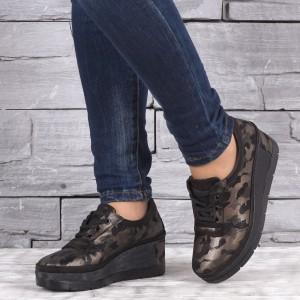 női cipő valódi bőr GS 2590