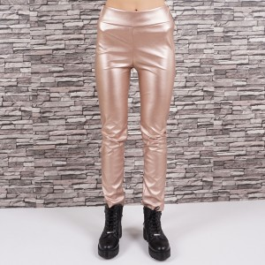 Ladies leather pants 4350