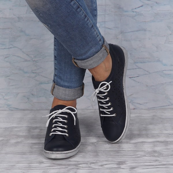 Дамски Обувки кец 2375