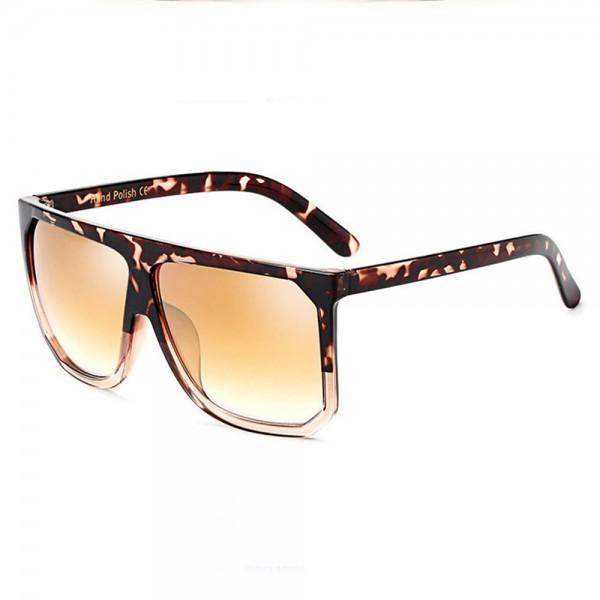 Очила дамски очила кафяви+zl.stykl 2647