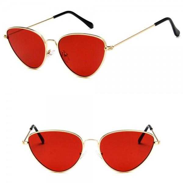 Очила sl.o4ila.4erveni+zl.ramka 2657