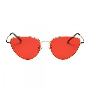 Очила Очила червен стък+злат рамки g3337-56 2717