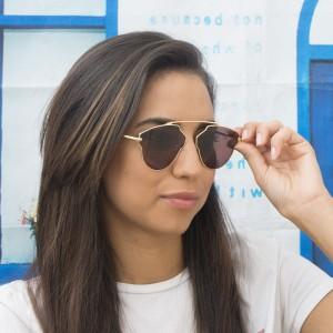 Очила Очила g8294-66кафестък.+зл.рам/лео 2683