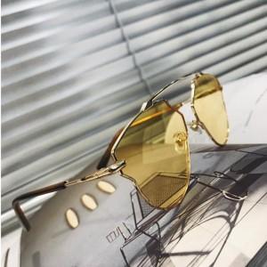 Очила Очила g8294-66 жълт.стък.+зл.рамка+кафя 2683