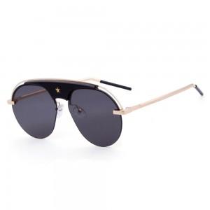 Очила Очила g9076-48черни стък+звез/отпр/зл.рамки 2715