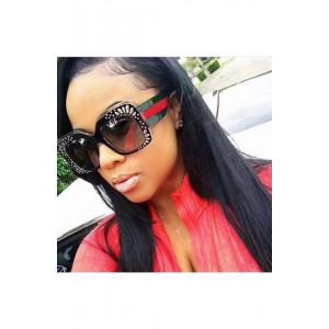 Очила Очила черни+камън/рамка зел+черве 2707