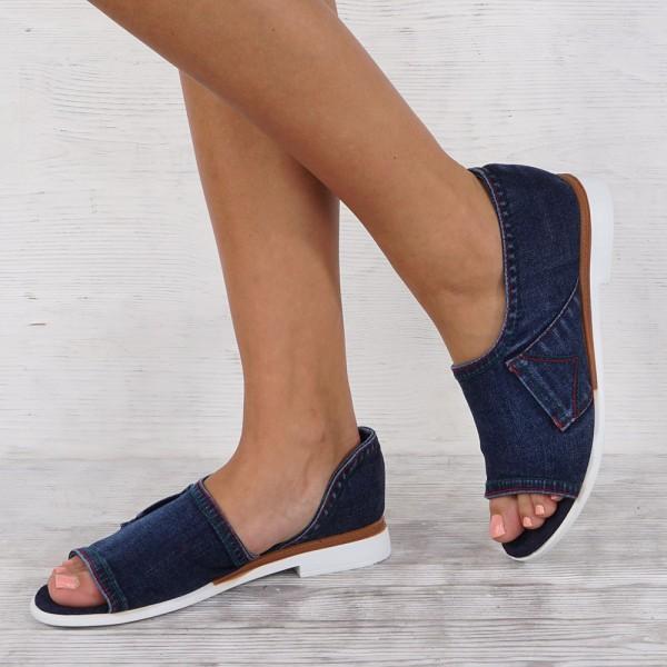 Дамски Обувки дънк об 2890