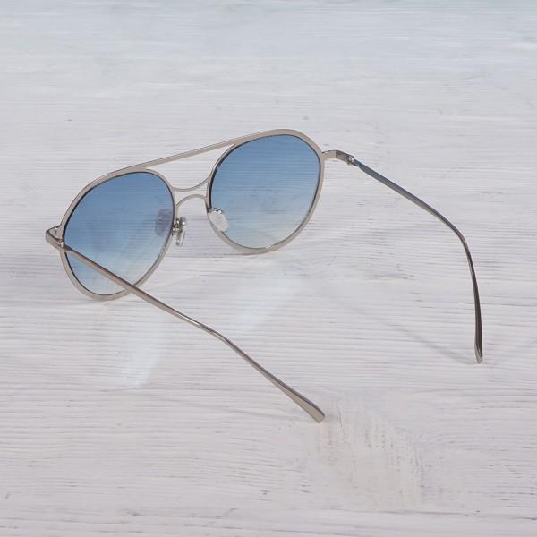Очила Очила оглед св.син стъкл/среб.рамка 2918