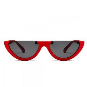 Очила Очила половинка черн стък+червен рамка 2926
