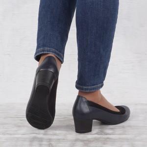 Női cipő  valódi bőr VISINI 6159