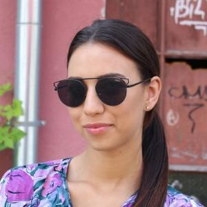 Очила черни 427